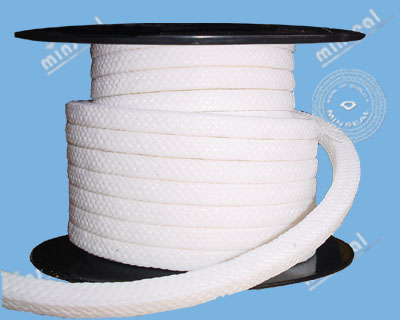 Ptfe Packing Braided Teflon Packing Pump And Valve Packing