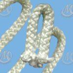 3355C Fiberglass Cross Knit Rope